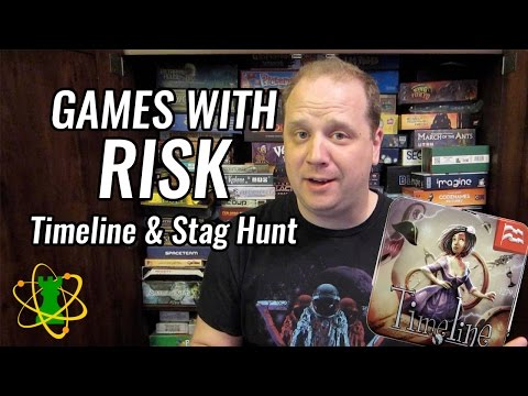 Timeline & Stag Hunt // Atomic Game Theory Episode 8