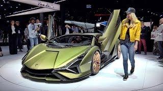 Lamborghini Sian - The Most Powerful Lamborghini Ever Made