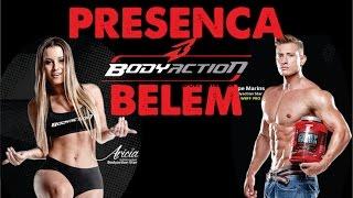 Viagem para Belém com Aricia Silva Bodyaction Diário 9