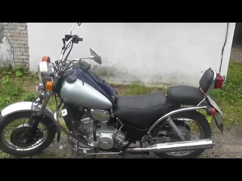 Обзор ИЖ Юнкер, самый лучший Российский мотоцикл чоппер!!!