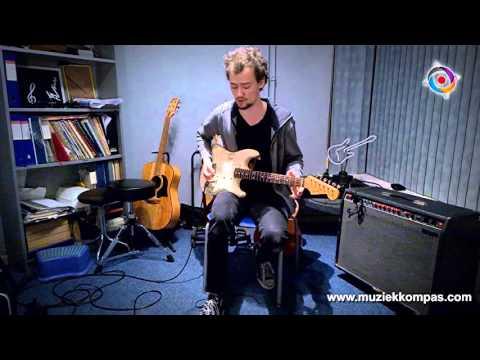 Muziekkompas Muzikantentip - Gitaareffecten en -pedalen