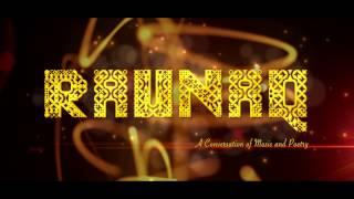 Raunaq | Official A R Rahman HD