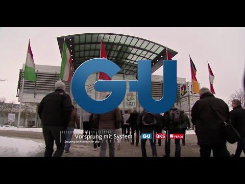 Türlösungen der Unternehmensgruppe Gretsch-Unitas auf der Bau 2017