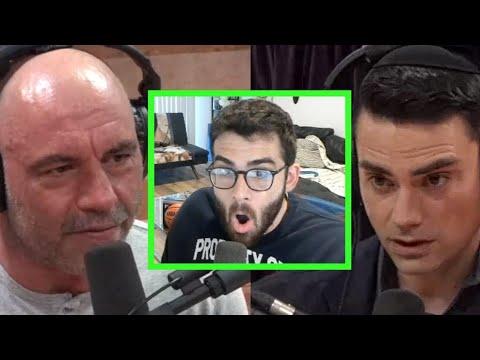 Ben Shapiro Doesn't Understand Systemic Racism On Joe Rogan