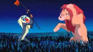 Lion King - What did you do that for - the past can hurt