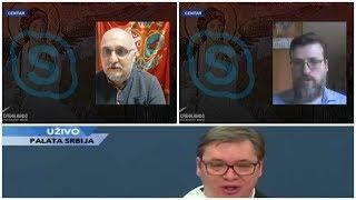 Vanredna emisija: Srđan Nogo otkriva zašto je Vučić morao pod hitno da ode u izolaciju