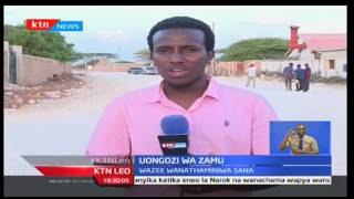 Makundi mawili ya wazee Wajir yatofautiana kuhusu anayestahili kugombea Ugavana