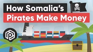 How Somalia's Pirates Make Money