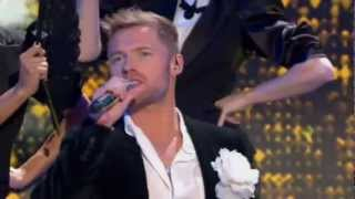 Boy Zone Performing Picture Of You 2010 On Stephen Gately Tribute ITV
