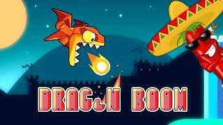 Dragon Boom - ЭКШН про драконов
