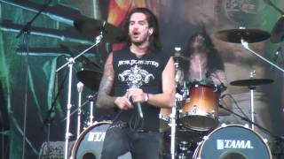 Job For A Cowboy - Entombment Of A Machine - Wacken 2010
