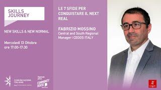 Youtube: LE 7 SFIDE PER CONQUISTARE IL NEXT REAL   Digital Talk   Cegos Italia