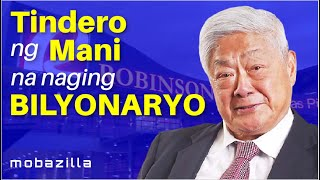 John Gokongwei Jr Story: TINDERO NG MANI NA NAGING BILYONARYO