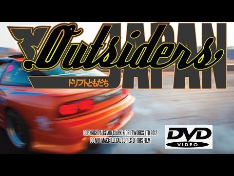 Outsiders Japan - Driftworks