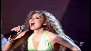 THALIA Arrasando (Premios de la Hispanidad 2000)