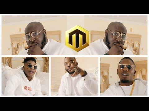 DOWNLOAD VIDEO: DJ Big N - The Trilogy Ft. Reekado Banks, Iyanya & Ycee