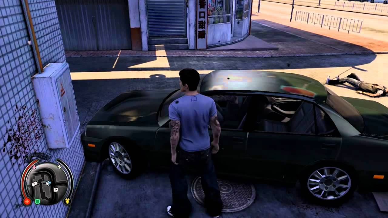 The Bad Guys In Sleeping Dogs Aren't Very Good At Fleeing