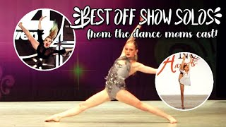 every dancer's best off show solo! | dance moms
