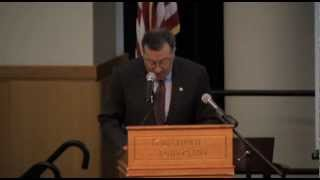 2012 Kutztown University Opening Day Address