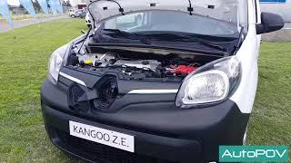 Renault Kangoo ZE, 100% Eléctrica en el Test Drive Fest de Car One