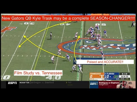 OMG: UF QB Kyle Trask better than imagined!?!