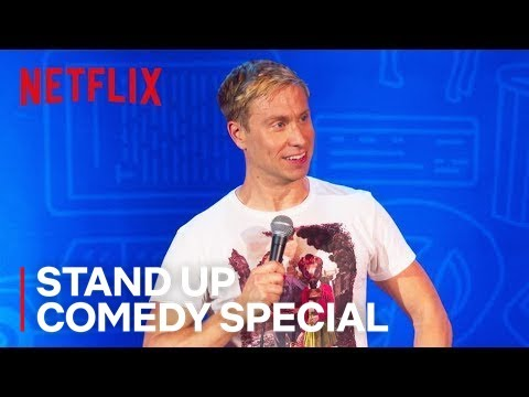 Russell Howard: Recalibrate | Official Trailer [HD] | Netflix