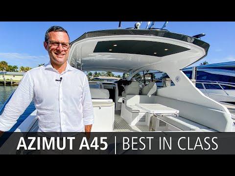 2020 Azimut                                                              A45 Image Thumbnail #0
