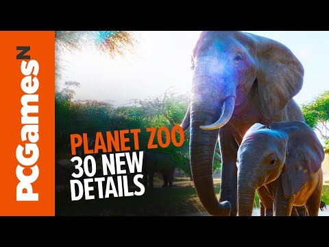 30 gameplay details you'll love   Planet Zoo