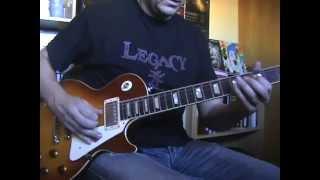 Gustavo Martín - 38 Special - 20 Th Century Fox guitar solo