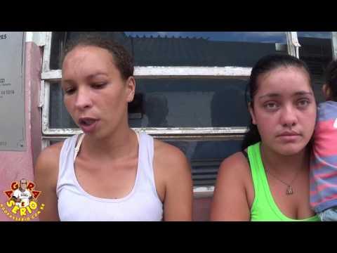 Moradoras do Morro da Antena no Distrito dos Barnabés dá nota zero para o Postinho de Saúde do Barnabés