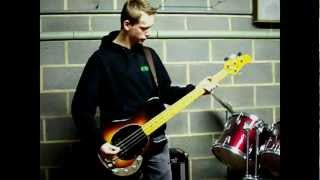 Bass cover of The Ink and the Quill (Be Afraid) (Anti-Flag)