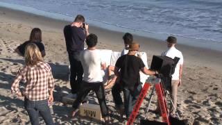 Calvin Klein, Behind the Scenes - Calvin Klein Spring 2011
