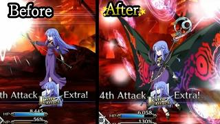 Medea  - (Fate/Grand Order) - 【FGO】メディア新旧比較版【FateGO】 Medea Before/after【Fate/Grand Order】