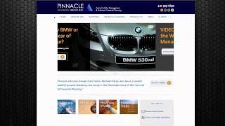Introducing Pinnacles New Website