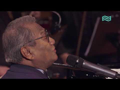 Video: Reviví el inolvidable recital de Armando Manzanero en el CCK