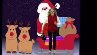 Run Run Rudolph Christmas dance