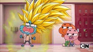 Gumball Goes Super Saiyan 免费在线视频最佳电影电视节目 Viveosnet