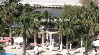 preview picture of video 'Oscar Resort Hotel, Kyrenia, North Cyprus'