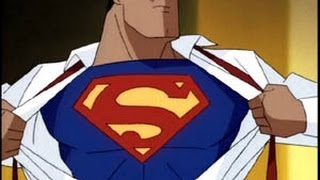 Kryptonite - Superman TAS Music Video (3 Doors Down)