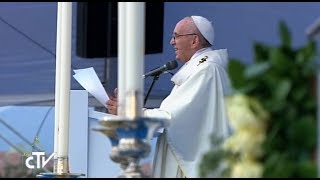 Apostolic Trip of Pope Francis to Colombia