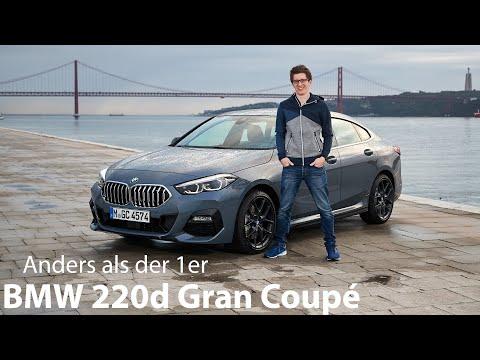 BMW 220d Gran Coupé Test / Nur ein Design-Statement oder steckt mehr dahinter? - Autophorie