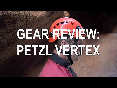 Видео о Каска Petzl Vertex yellow A010AA01