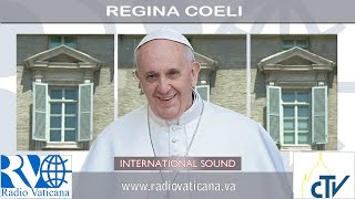 2017.05.14 - Regina Coeli