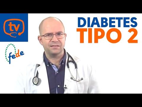 La diabetes tipo 2 sopa