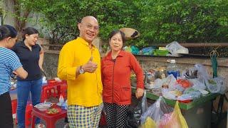 Food For Good #247: Gần 30 năm mới hội ngộ xe bún bò Huế lề đường siêu ngon rẻ tại Đakao ???