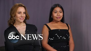 Full interview with Oscar-nominated stars of
