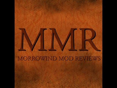 Morrowind Mod Reviews: Sexy Ebony armour mod