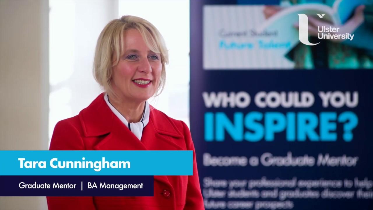 Tara Cunningham, being a Mentor