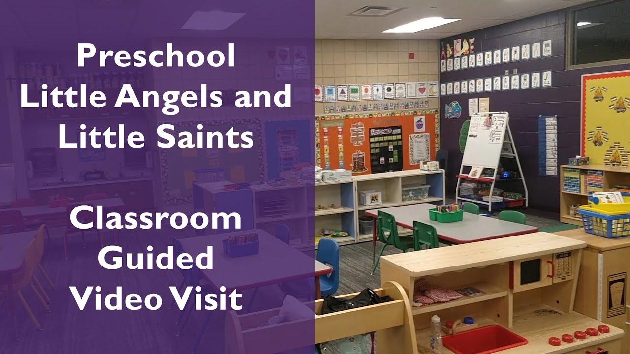 Preschool Classroom Overview