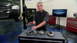 Basic Brake Caliper Installation
